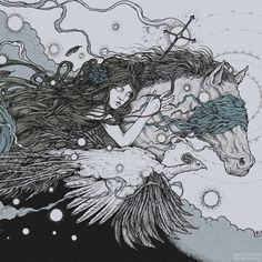Illustration by Richey Beckett