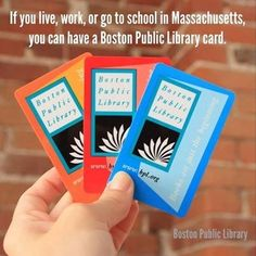 Lookit These Library Cards! Librarian Humor, Street Library, Library Cards, Jamaica Plain, Library Architecture, Boston Public Library, Boston Massachusetts, Buzzfeed, Libraries