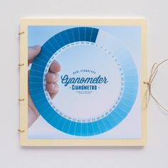 Cyanometer Nice Poetry, Prussian Blue, Vellum Paper, Pigment Coloring, Cardboard Packaging, Cyanotype, Piece Of Music, Recycled Materials, Black And White Photography