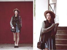 ♡Anita K. - Green Coat!