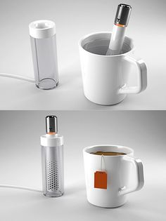 Portable Water Heater For Tea