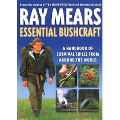 love ray. always wanted to be trapped on an island with this book and a big knife. and maybe some booze.