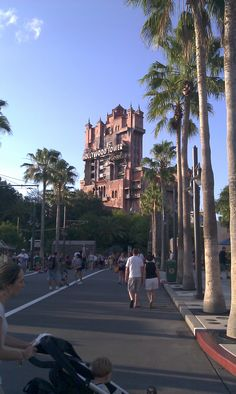 MGM Studios, Disney World Florida. Went in May... going back in October!! Can't wait!