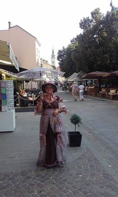 Frajla u šetnji PHOTO © Marica Fočić