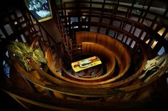 anatomical theatre in museum boerhaave brought to life