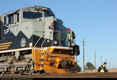 RailPictures.Net Photo: UP 1989 Union Pacific EMD SD70ACe at Roseville, California by Jake Miille