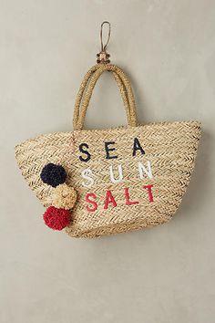 Sundry Sea Sun Salt Tote