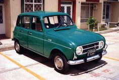 Renault 4 José Antonio Vaca 70s Cars, Retro Cars, Automobile, Vw Vintage, First Car, Commercial Vehicle, Car Car, Car Pictures, Cars And Motorcycles