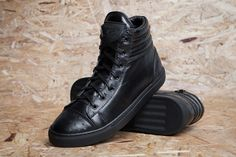 Vitaly x Sully Wong Limited Edition SWJ Hi-Top Sneaker