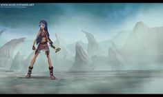 World of winx Tiger Lily