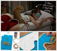 Breakfast at Tiffany's Sleep Mask Guide