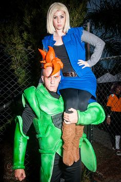 Dragonball Cosplay - Anime Friends 2013