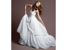 A wedding dress | Reference For Wedding Decoration