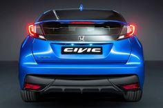 Honda Civic Type R Concept: Genfer Autosalon 2014