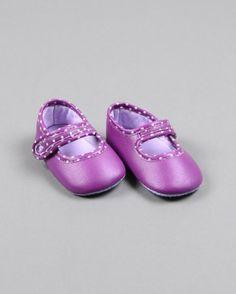 Zapatos morados para bebé 9xvMH