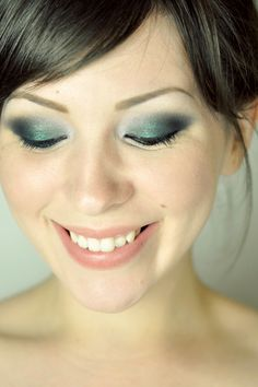 great eye makeup done by Keiko Lynn