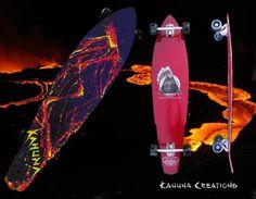 Kahuna Magma Longboard