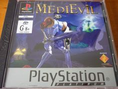 Medievil playstation 1, 2
