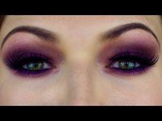 ▶ BURBERRY Fall ❤ Vampy Plums Makeup Tutorial - YouTube