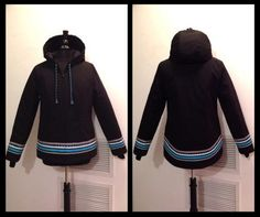 Inuit made women's parka by Victoria Okpik | Sewing ...