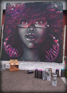 Jessy Doudou'Style...Paris...29/10/2013 This is Art, not Mine nor yours, but It deserves to be seen...by everyone...Share it...