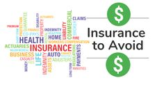 What type of insurance you should avoid? Business Major, What Type, Car Insurance, Forex Trading, Personal Finance, Good To Know, Finding Yourself, At Least, Training