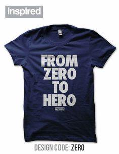 DesignCode: ZERO