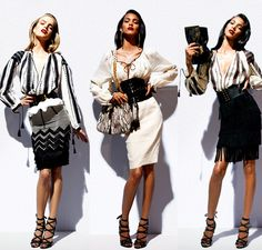 Update: you can now view the full Tom Ford women's spring 2012 collection at the gallery after the break. He's been more than happy to let it be known that Daily Fashion, Fashion News, High Fashion, Fashion Beauty, Fashion 2014, Tom Ford, Editorial Fashion, Cool Outfits, Amazing Outfits