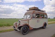 Citroën U23 Auto Bus 1936 (8167)