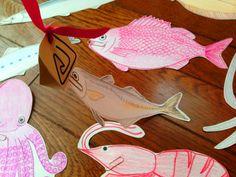 手作りおもちゃで「魚釣りごっこ」!~魚を身近に