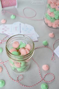 Cream Cheese Mints - great holiday gift idea!