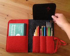 homemade pencil case - Google Search