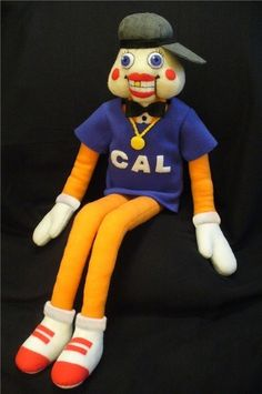 Lil' Cal Homestuck doll, pattern and tutorial in description