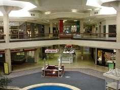 Randall Park Mall....Closed now. Used to work there in high school