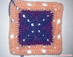 Tığ İşi Kare Motif Yapımı Anlatımlı - Mimuu.com Pot Holders, Diy And Crafts, Throw Pillows, Pattern, Character, Afghan Crochet, Round Shag Rug, Cushions, Decorative Pillows