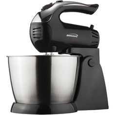Show details for Brentwood 5speed Stand Mixer With Stainless Steel Bowl $49.99, Free Shipping