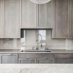 Gray Quartz Countertops - Design, decor, photos, pictures, ideas ...