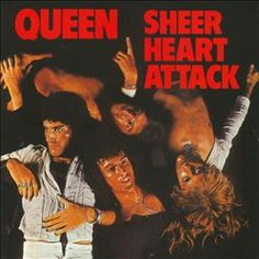 IMO Queen's most guitar driven album, not to say there isn't a load of piano and Freddie's stunning multitracked vocals, AND IMO this is the first album to show the full flowering of their genius and the Queen sound