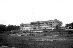 Leon High School during construction: Tallahassee, Florida by State Library and Archives of Florida, via Flickr