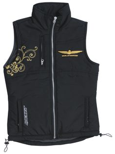 Honda Goldwing Clothing Apparel   Joe Rocket Goldwing High Country Vest - Women's Sizes