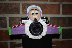 buzz lightyear , a scrungy and felt, I am so going to make all these