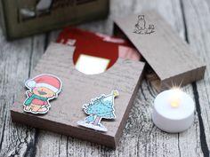 Geschenkverpackung Schokolade #DIY #Verpackung #Schokolade #Cardstock #basteln #Papier #Print_Cut #Silhouette #Cameo #Portrait #smietz #Digistamp #Weihnachten #Katze #Freebie #Weihnachtsbaum