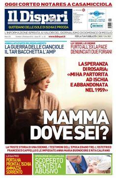 #IlDispari quotidiano - copertina del 13 febbraio 2014