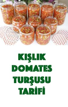 """The post """"Pickled Tomato Pickles for Breakfast"""" appeared first on Pink Unicorn Pickled Tomatoes, Date Dinner, Pasta Salad Recipes, Breakfast For Dinner, My Recipes, Pickles, Food And Drink, Cooking, Gourmet"""