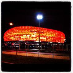 #Allianz Arena #München #FC Bayern