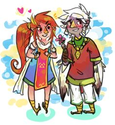 Komali and Medli