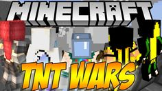 Minecraft : TNT WARS ITA - ULISSE1996 VS MORDUG !!!