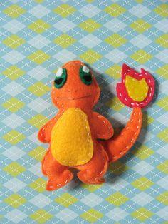 Charmander Plush Toy