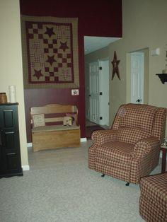 Primitive Living Room Furniture | Primitive Living Room Furniture On  Primitive Country Living Room New .