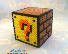 Super Mario Box with Lid Thwomp Character Box